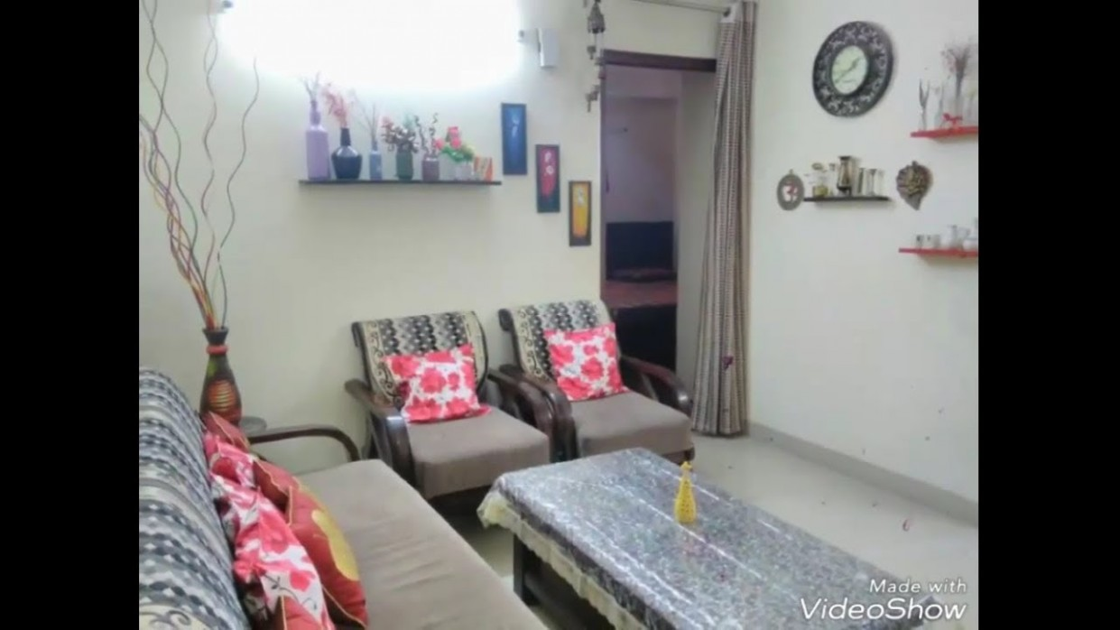 Interior Design Ideas For Small House/Apartment  Indian Style Home Decor   By Preeti Quirky Ideas - Apartment Decorating Ideas India