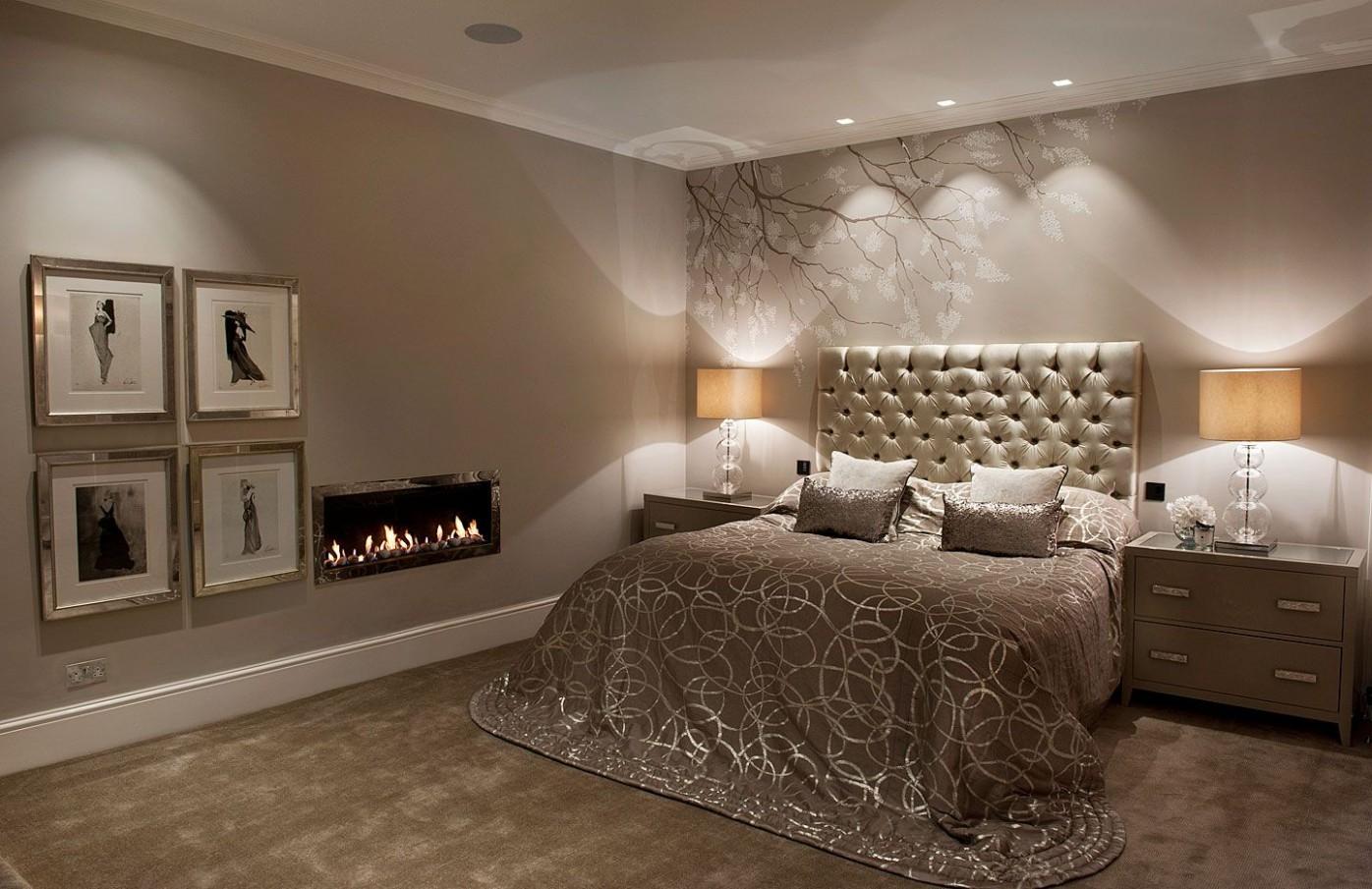 Interior Design Portfolio - April Hamilton Interior Designers  - Bedroom Ideas Uk