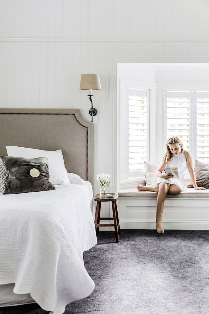 Interiors  Hamptons Style Home (Dust Jacket)  Hamptons bedroom  - Bedroom Ideas Hampton Style