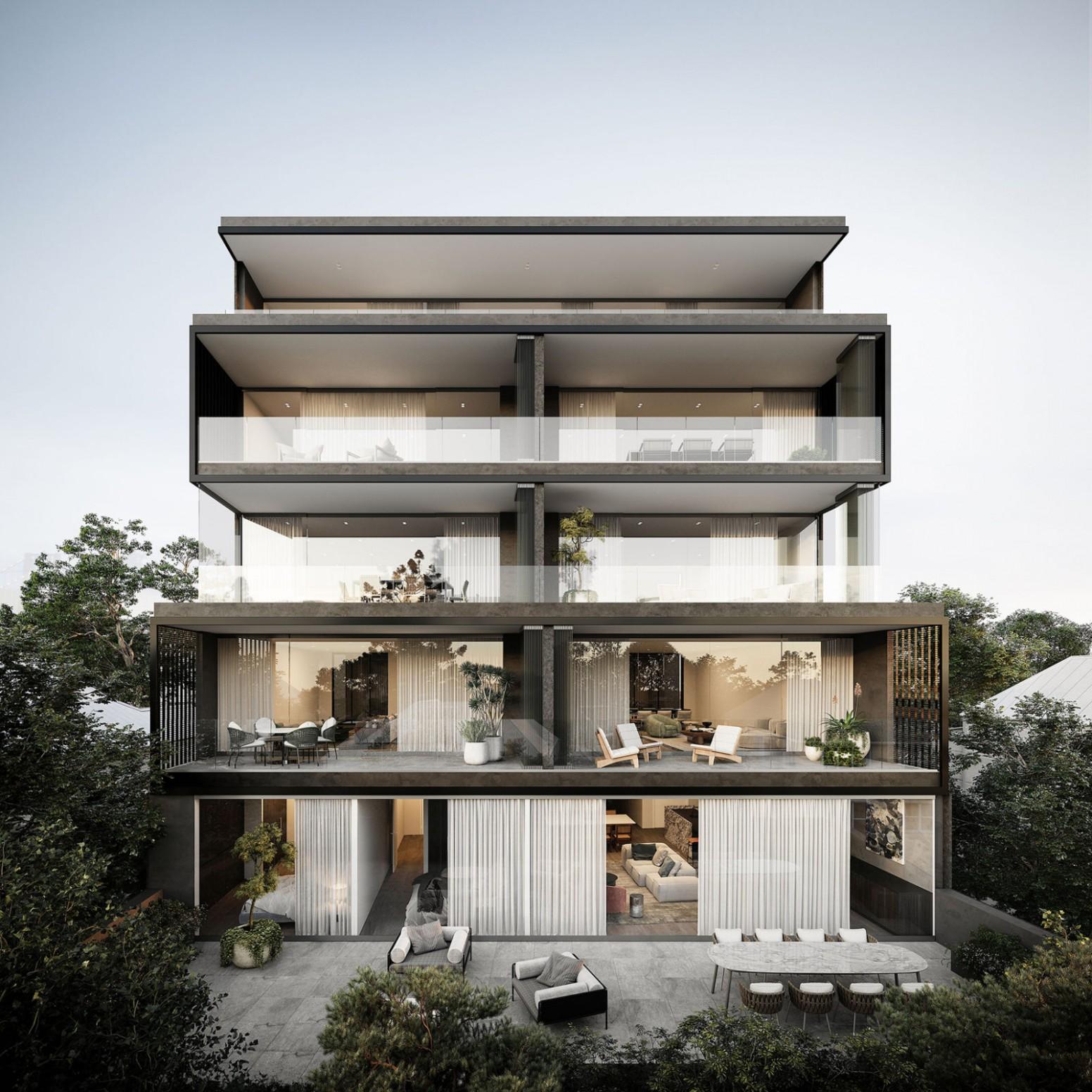 Jervois Apartments — Artifact — Original Makers - Apartment Design Nz