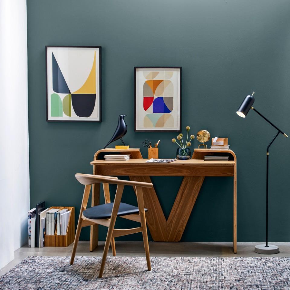 John Lewis Scandi Office - Midcentury - Home Office - London - by  - John Lewis Home Office Ideas