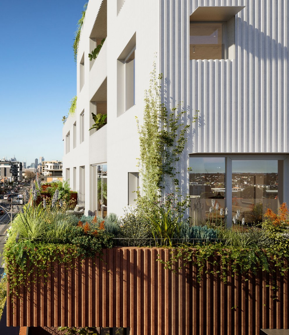 Just one apartment block has met strict new Moreland City Council  - Queensland Apartment Design Guidelines