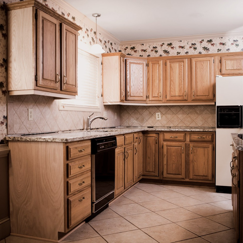 Kitchen Cabinet Ideas - The Home Depot - Kitchen Cabinet Styles And Finishes