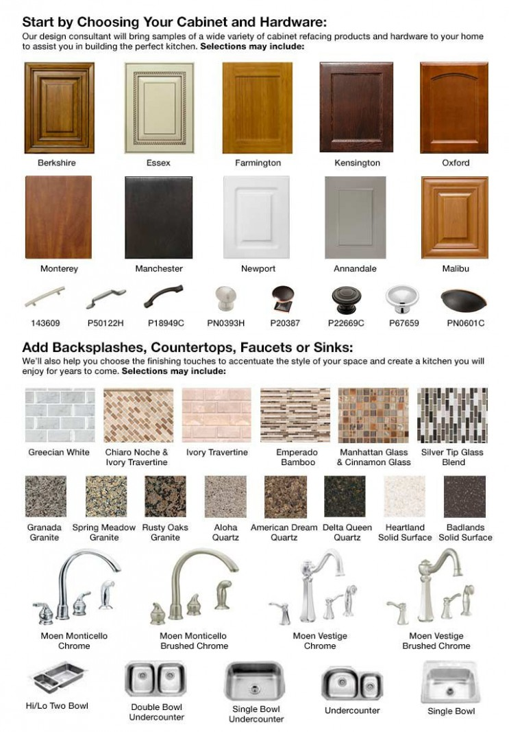 Kitchen Cabinet Refacing by the Professionals at The Home Depot  - Renew Kitchen Cabinets Home Depot