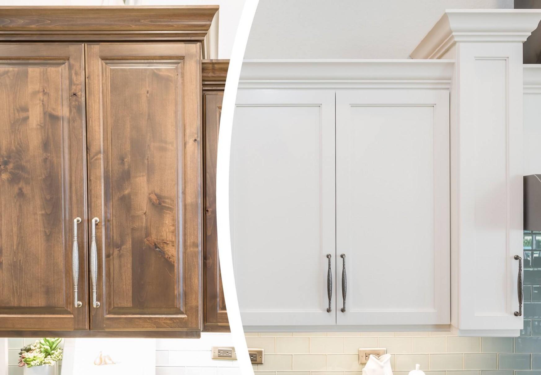 Kitchen Cabinet Refacing  NHance Niagara ꟾ Kitchen Cabinet  - Kitchen Cabinet Refacing Niagara Falls