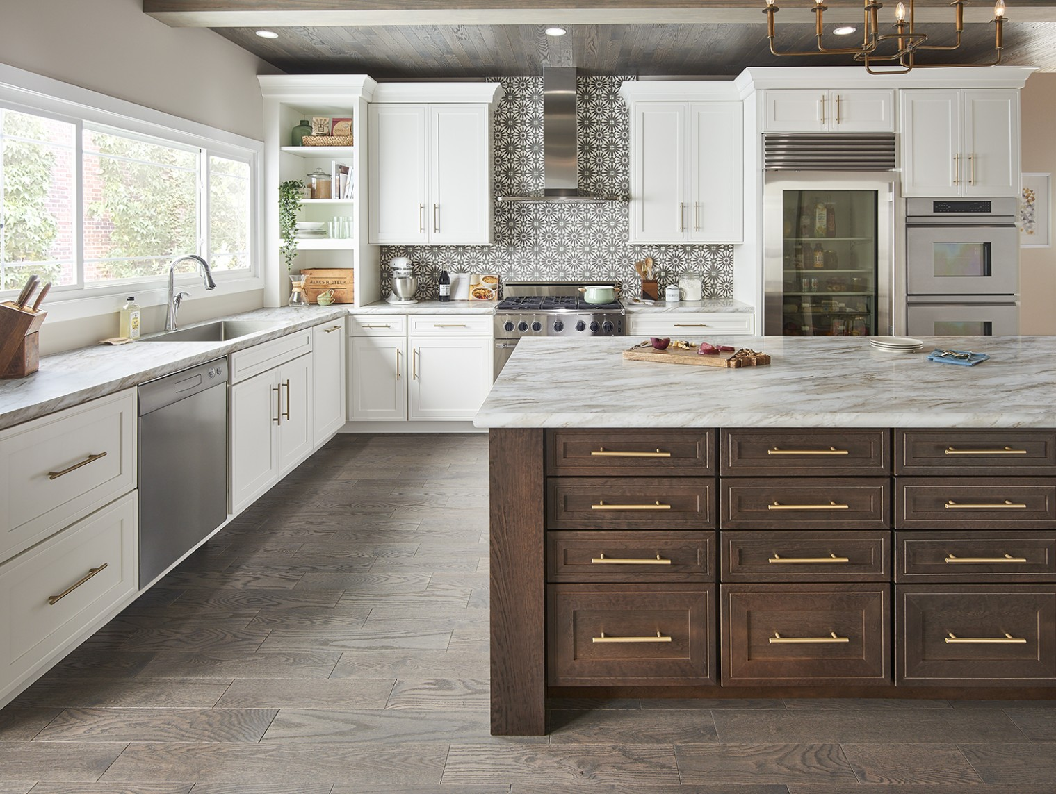 Kitchen Cabinets, Bath Vanities  Mid Continent Cabinetry - Red Bank Kitchen Cabinets