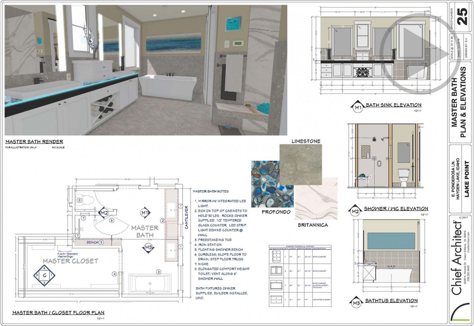 Kitchen Design Software  Chief Architect - Kitchen Cabinet Building Software