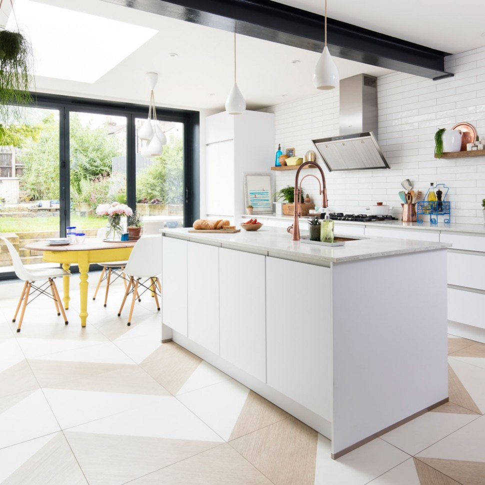 Kitchen extension ideas – to maximise the potential of your space - Kitchen Dining Room Extension Ideas