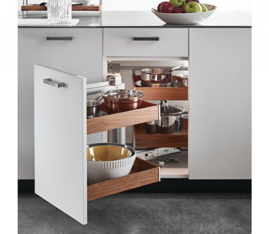 Kitchen Fittings & Accessories - Kitchen Cabinet Accessories Dubai