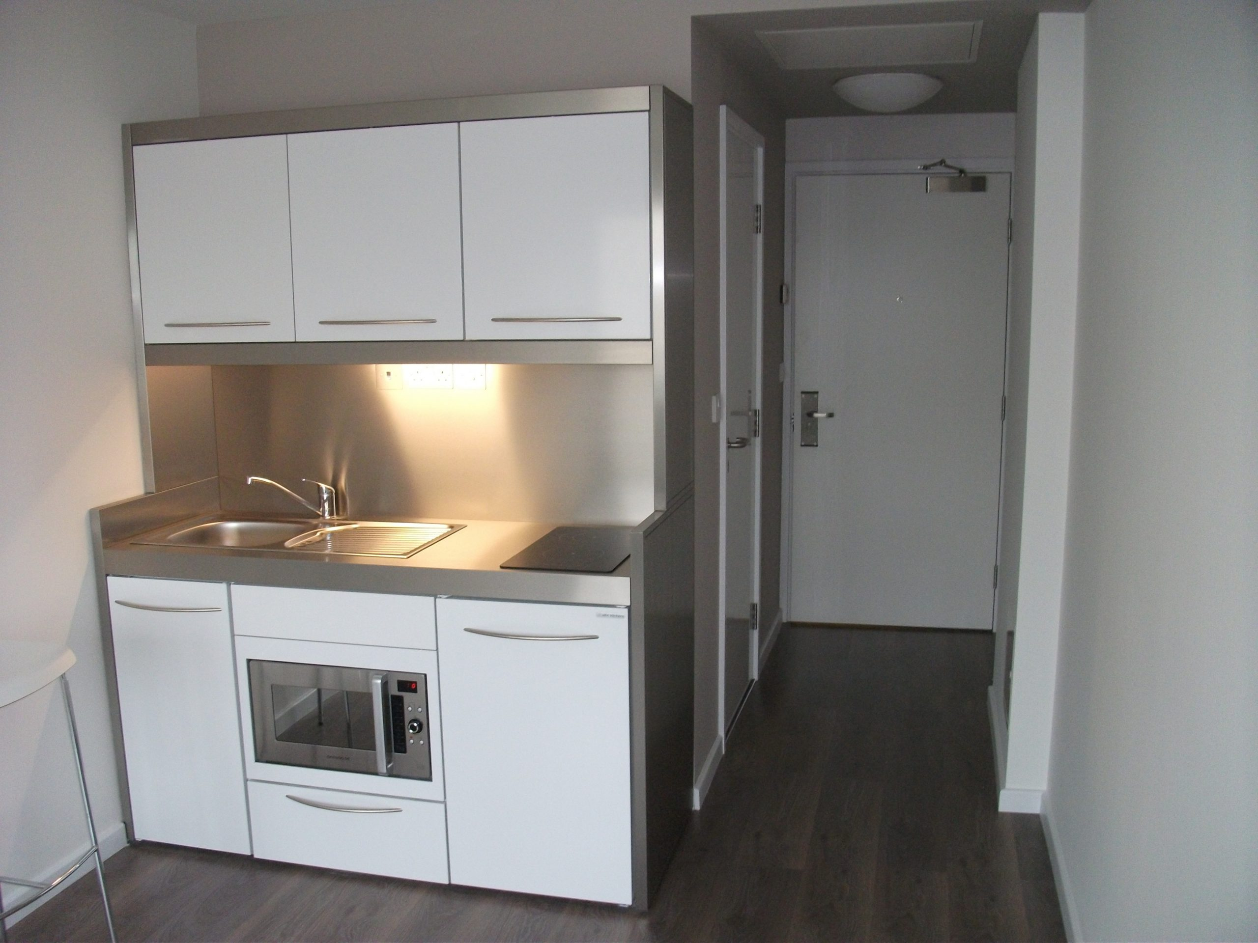 Kitchen Studio Apartment Kitchens Ideas Pictures Bathroom Bedroom  - Bedroom Kitchenette Ideas