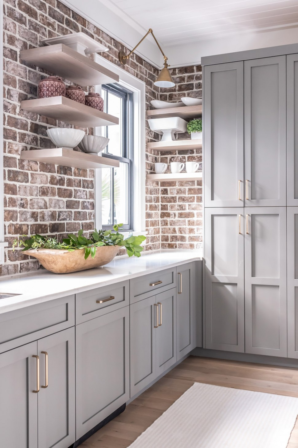 Kitchen With Gray Cabinets: Why To Choose This Trend  Decoholic - Beautiful Kitchens With Grey Cabinets