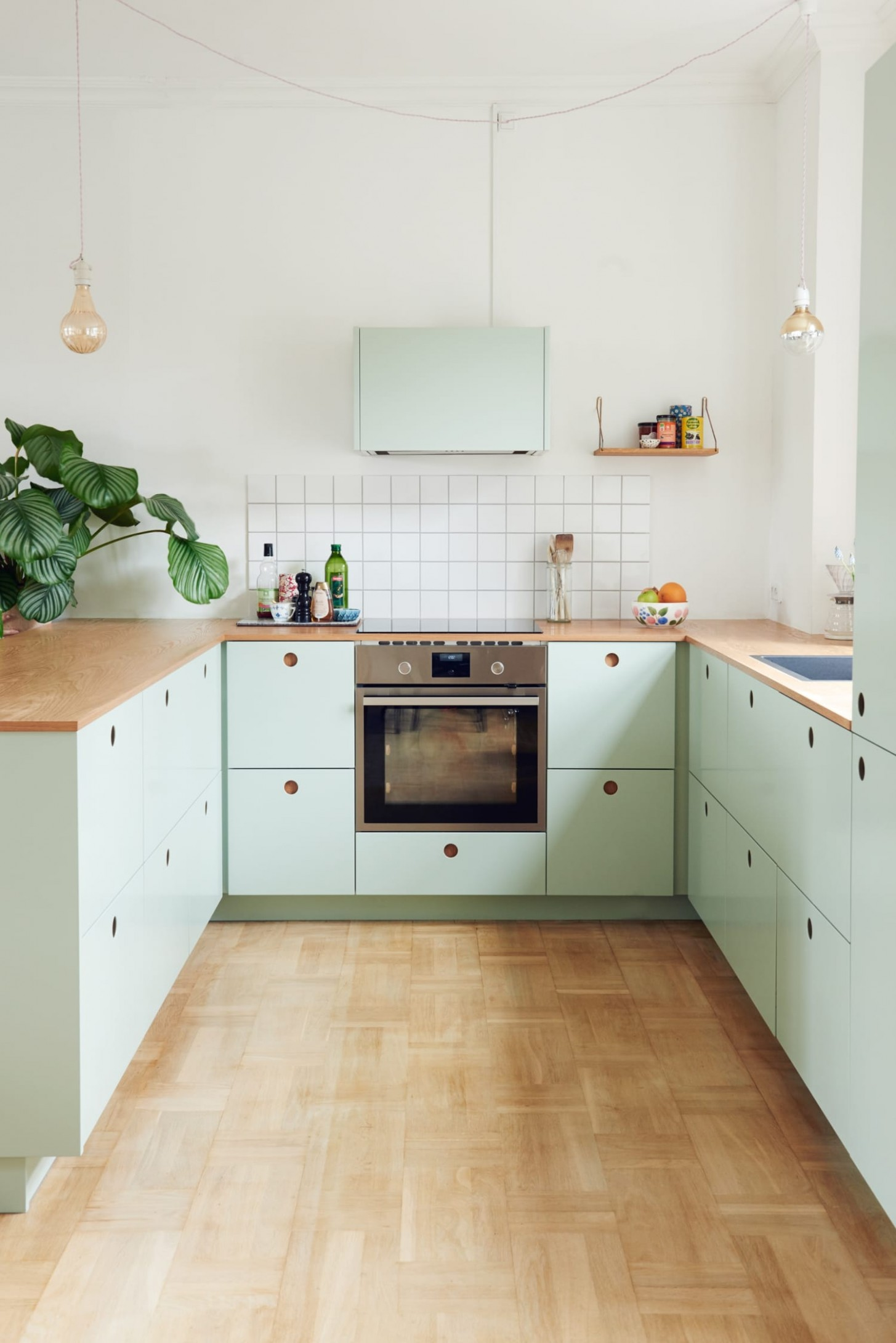 Kitchens Without Upper Cabinets: Should You Go Without  - Kitchen Design Without Cabinets