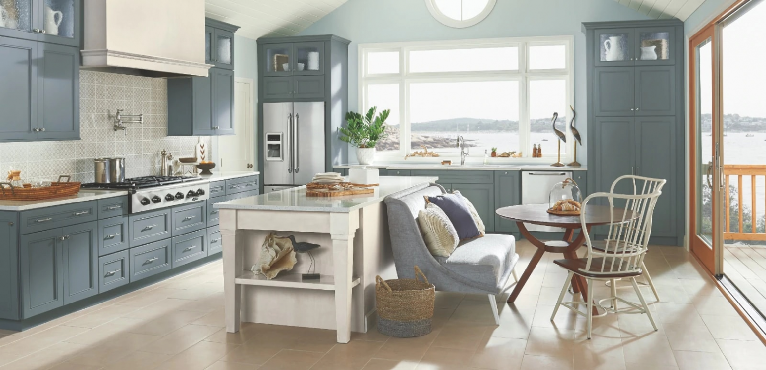 KraftMaid: Beautiful cabinets for kitchen & bathroom designs