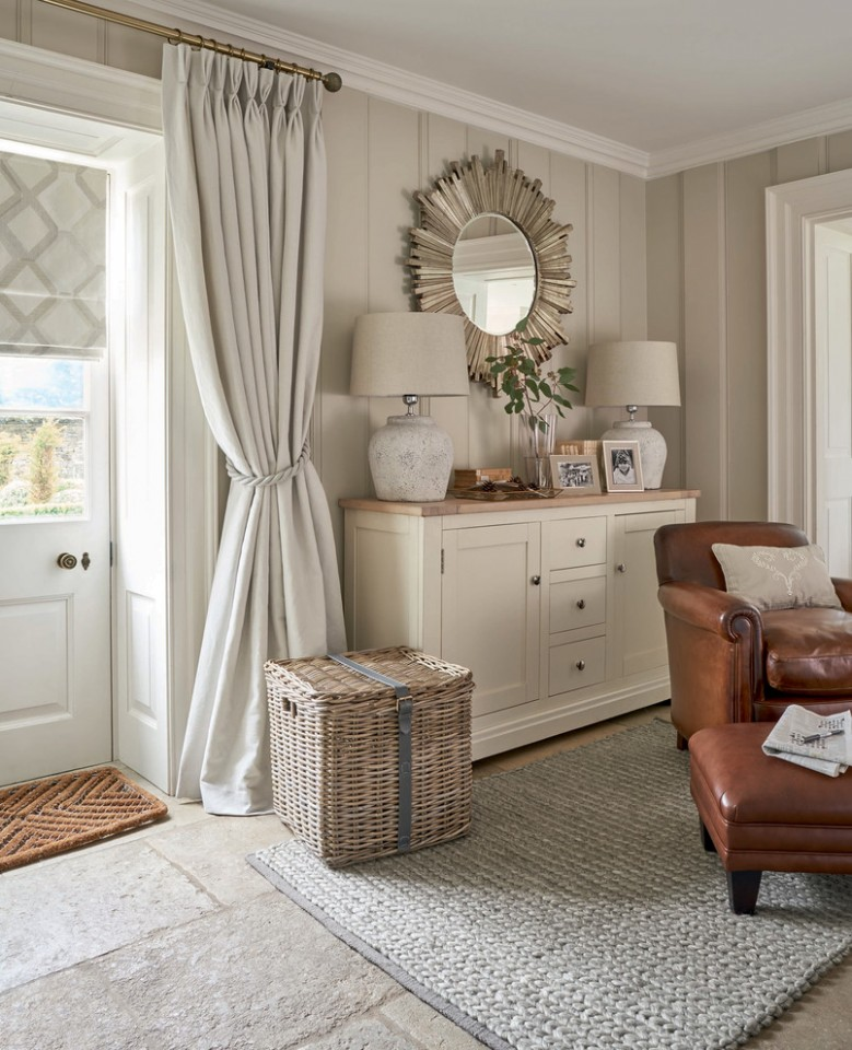 Laura Ashley Natural By Design Living Room - Scandinavian - Living  - Dining Room Ideas Laura Ashley