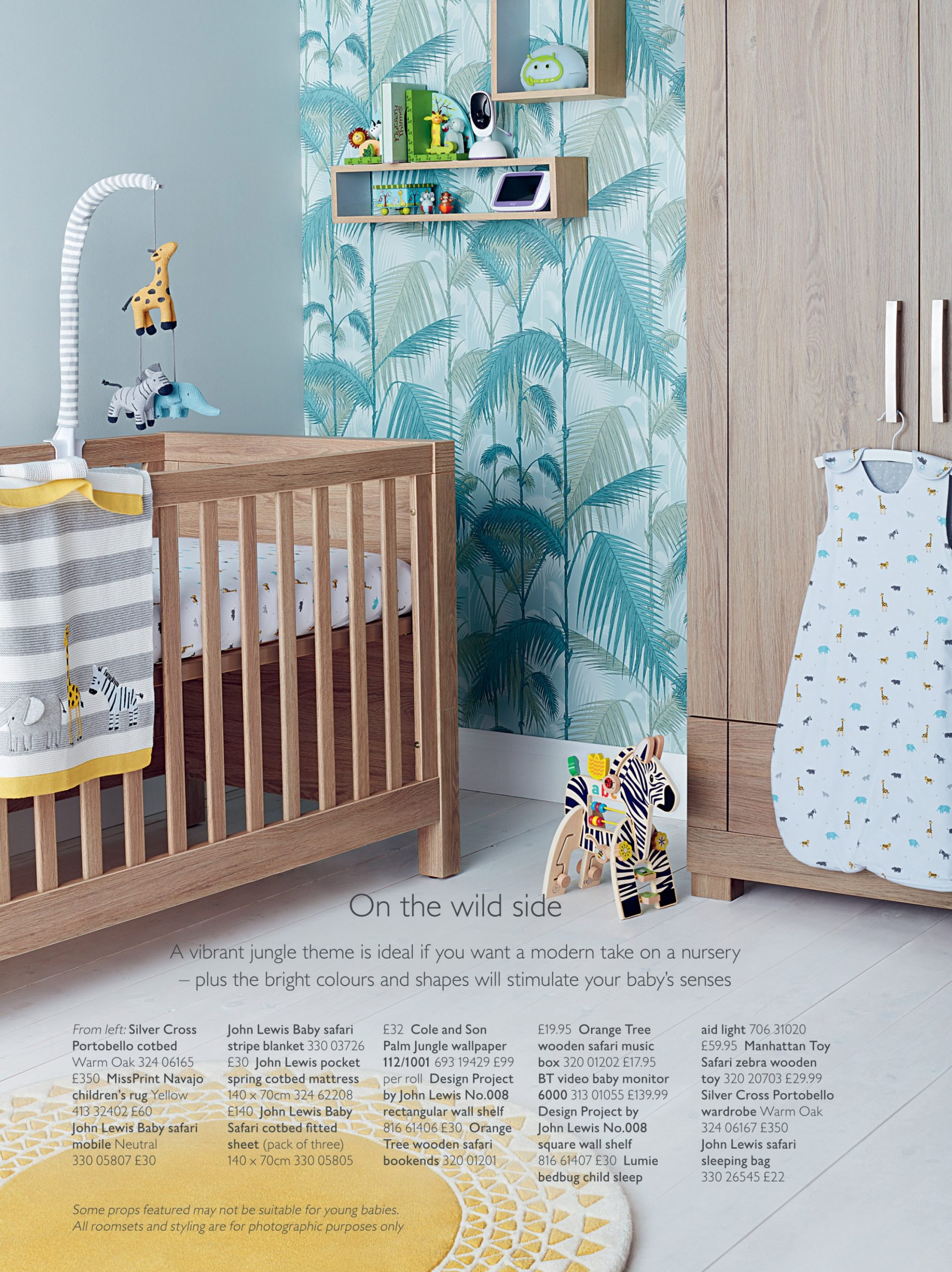 Lifestyle Photography for the John Lewis Baby Catalogue — David  - Baby Room John Lewis