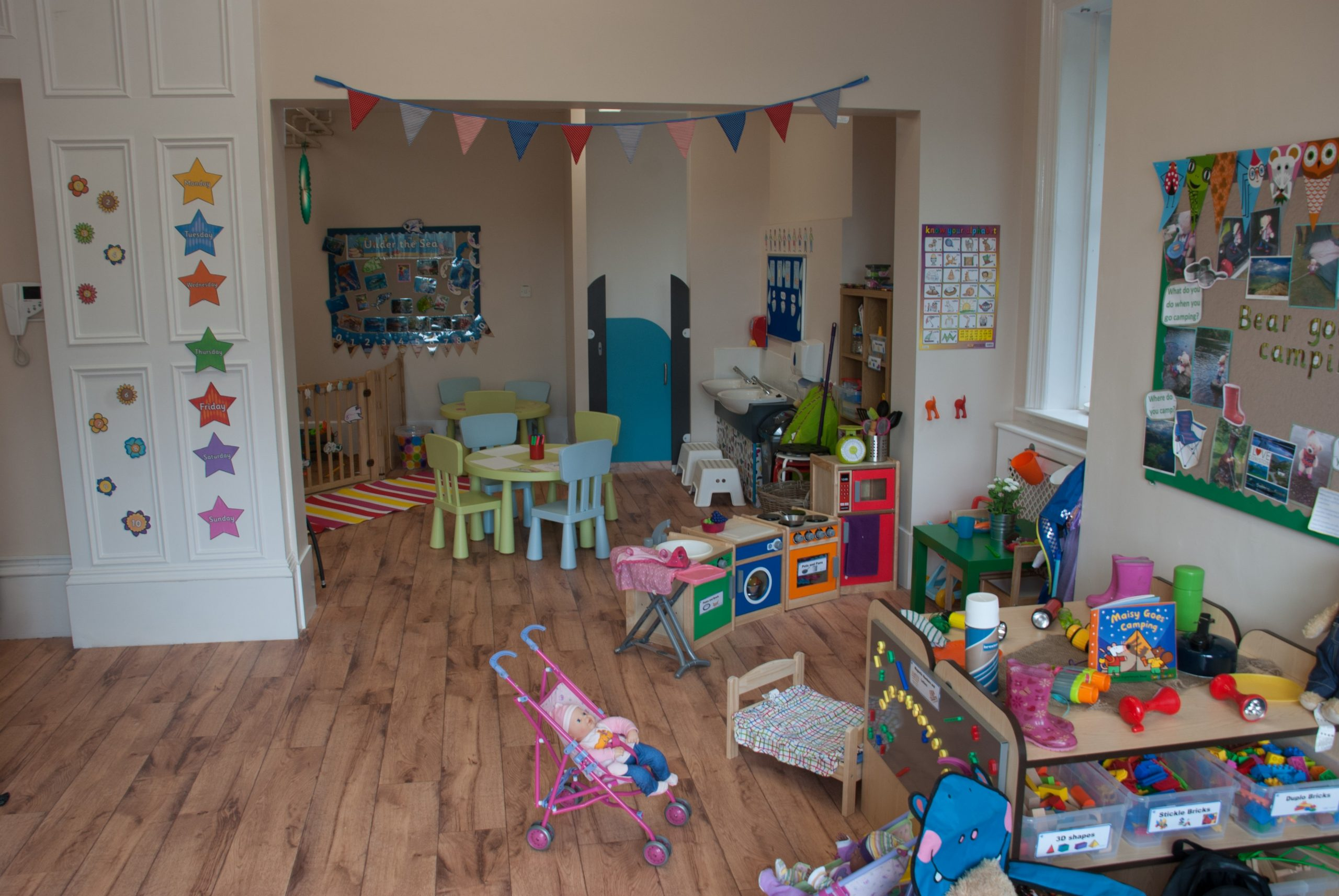 Little Explorers Day Nursery – Golcar, Huddersfield - Baby Room Huddersfield