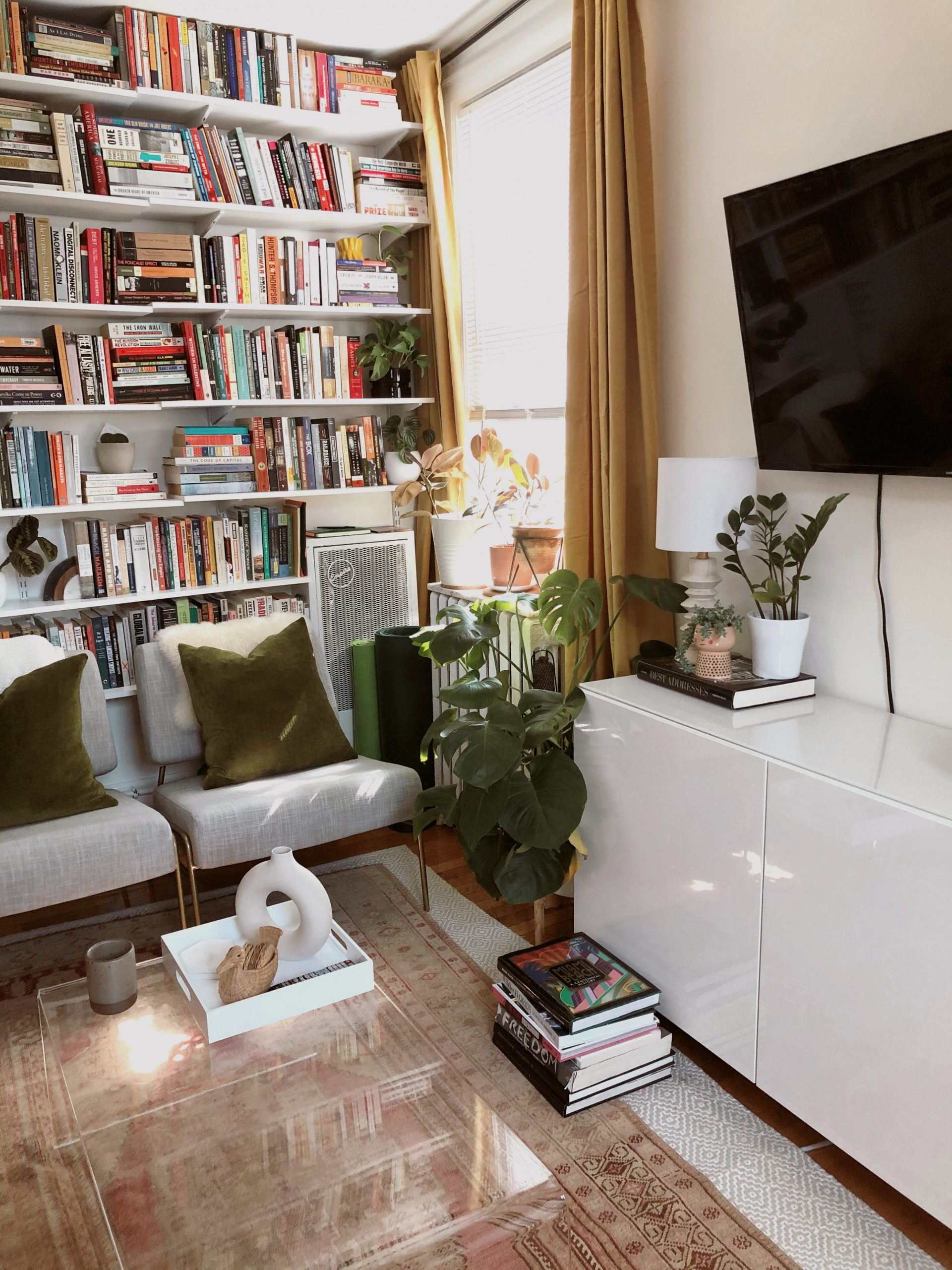 Living Room  Apartment Therapy - Living Room Ideas Apartment Therapy