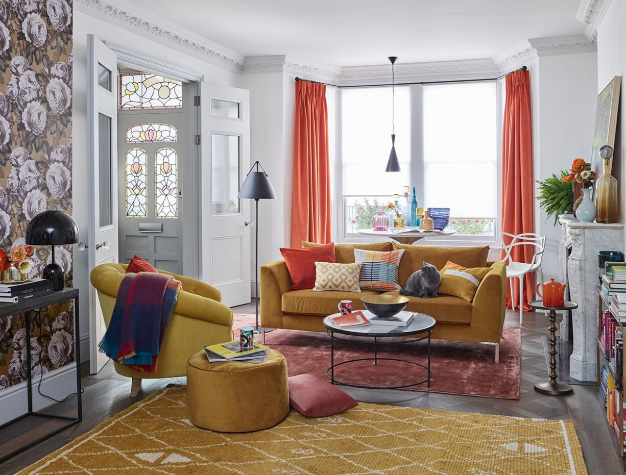 Living room decorating ideas  John Lewis & Partners - John Lewis Dining Room Ideas