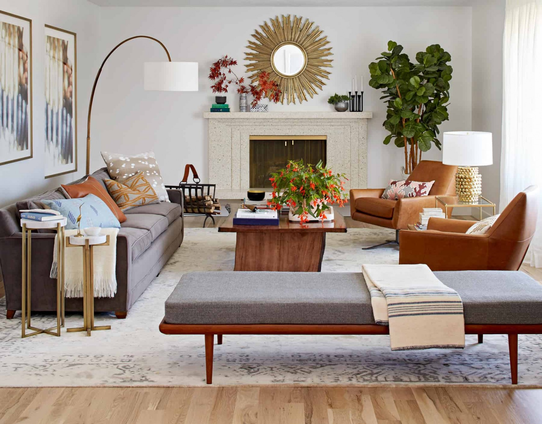 Living Room Trends 11: 11 Fresh and Unique Ideas To Try In 11 - Apartment Design Trends 2021