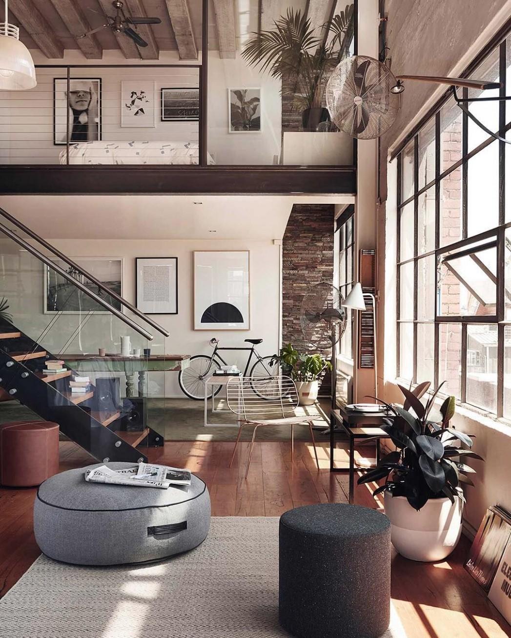 loft apartment  Tumblr  Interior architecture design, Interior  - Apartment Decor Ideas Tumblr