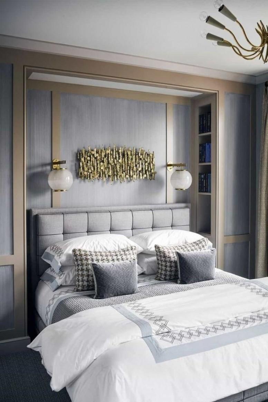 Luxury Bedroom Design Ideas By Renowned Interior Designers - Bedroom Ideas Luxury