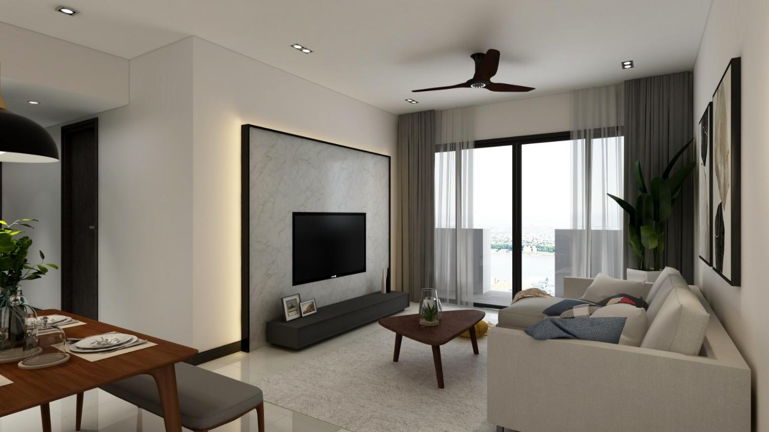 Luxury Condo Interior Design Brief: The Nexus  Denise Chang - Apartment Design Brief