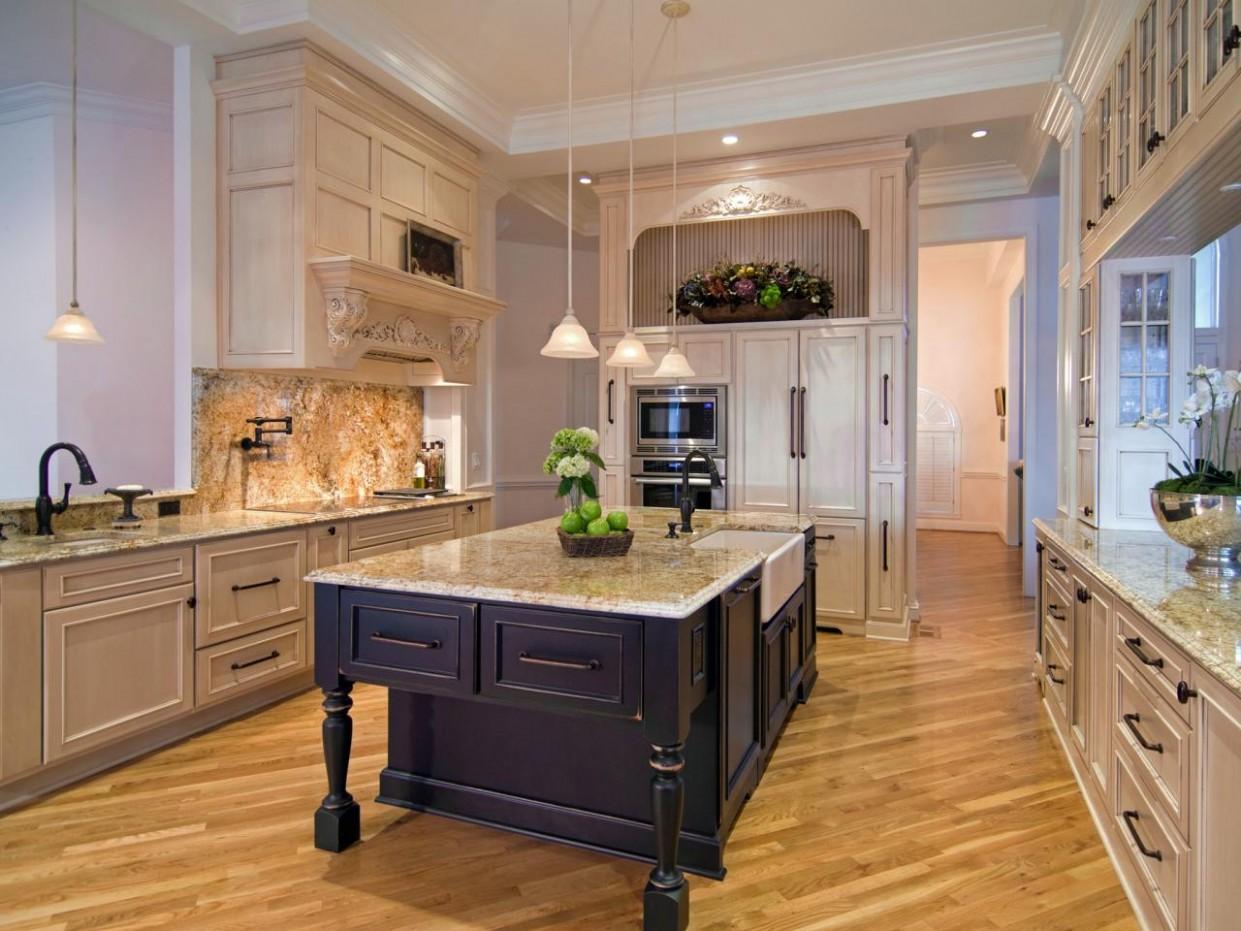 Luxury Kitchen Design: Pictures, Ideas & Tips From HGTV  HGTV - World Kitchen Cabinets