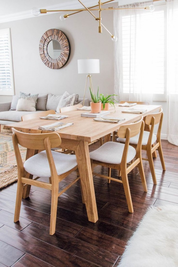 Madera Oak Dining Table For 10  Wood dining room, Oak dining table  - Dining Room Ideas Oak Table