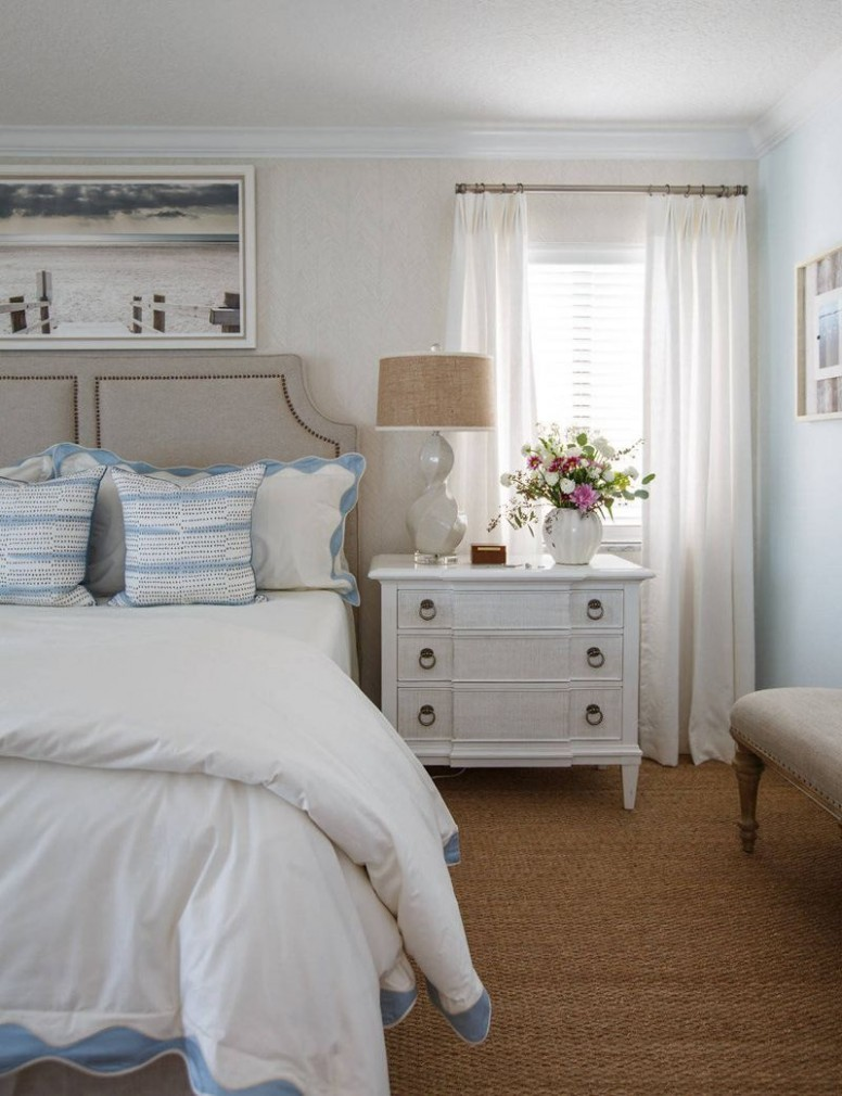 Make your Windows the Star of the Room With These Bedroom Curtain  - Bedroom Ideas Curtains