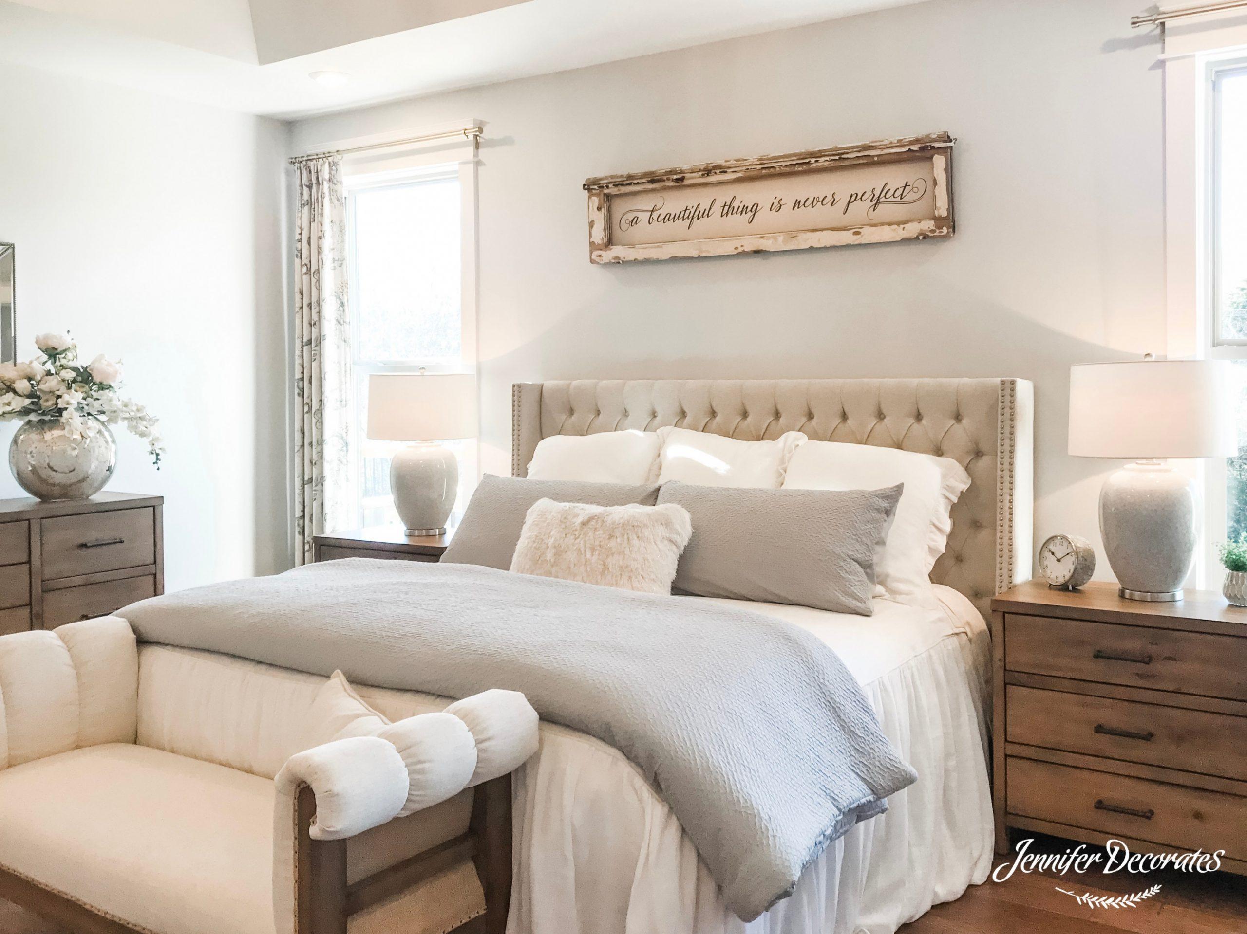 Master Bedroom Decorating Ideas - Bedroom Ideas Master