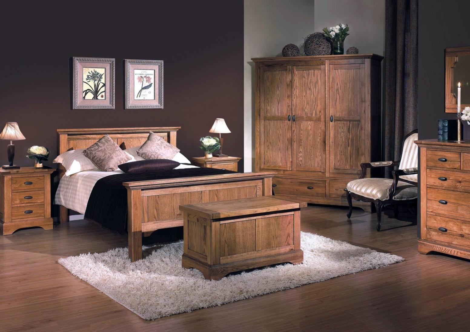 Master Bedroom Decorating Ideas  Oak bedroom furniture, Wood  - Bedroom Ideas Oak Furniture