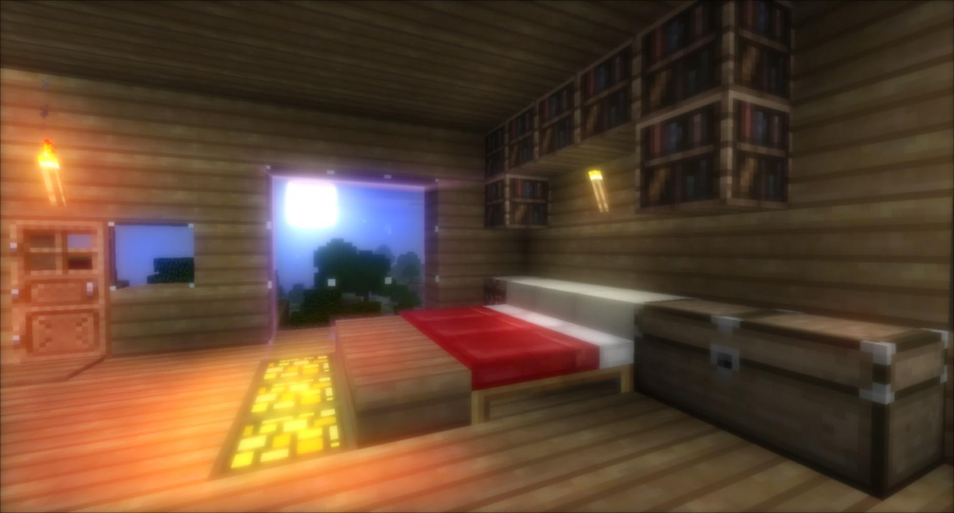 Minecraft Bedroom Decor Ideas Set Designs In Real Life Themed Wall  - Bedroom Ideas Minecraft