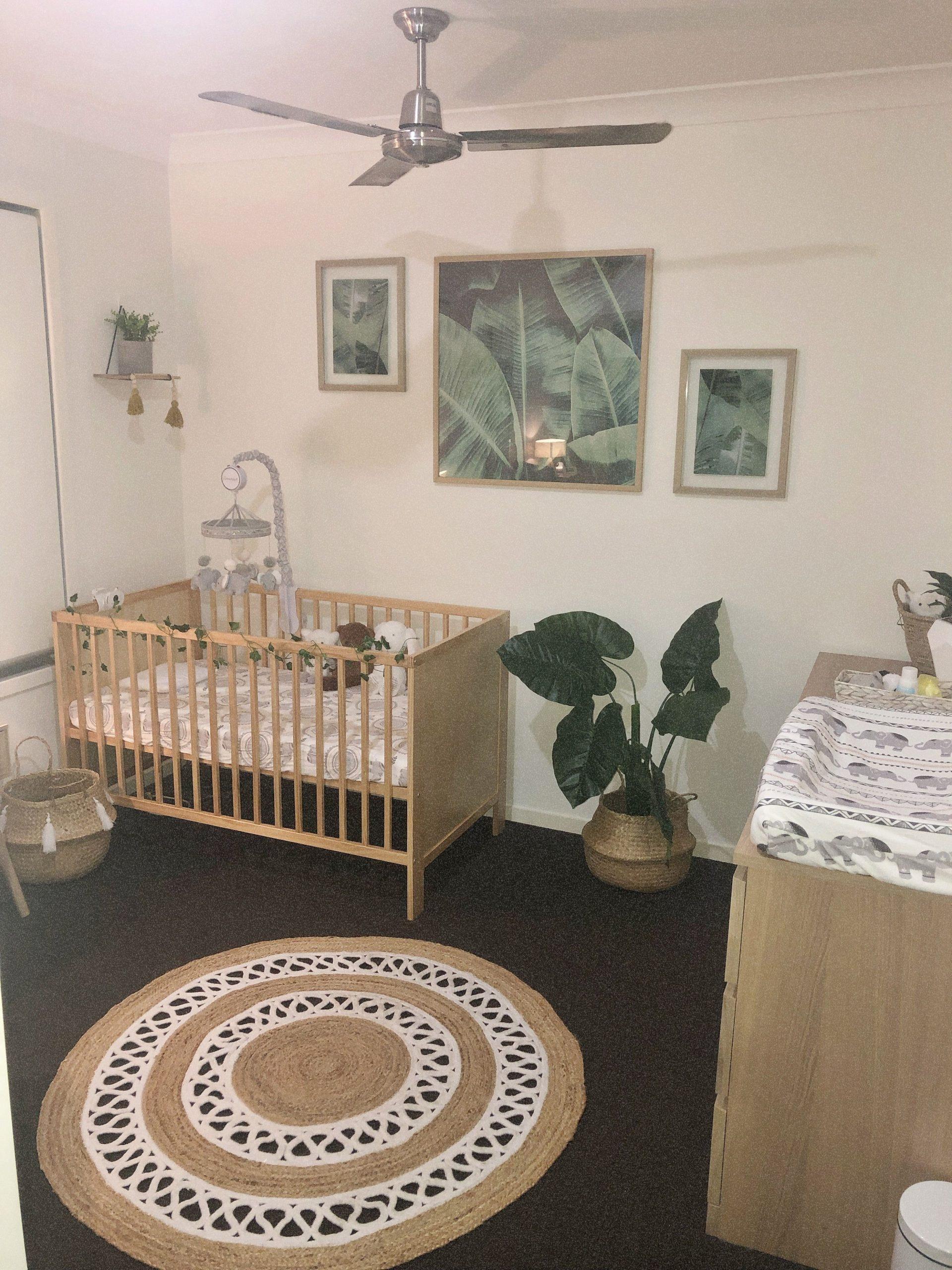 mockaaustralia #kmartaustralia #bigwaustralia #ikeaaustralia  - Baby Room Kmart