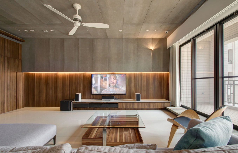 Modern Apartment Designs by Phase12 Design Studio - Apartment Design Pictures