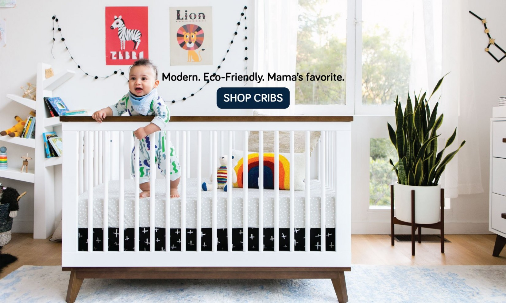 Modern Cribs, Nursery Gliders, Baby Furniture – Babyletto - Baby Room Pacific Place