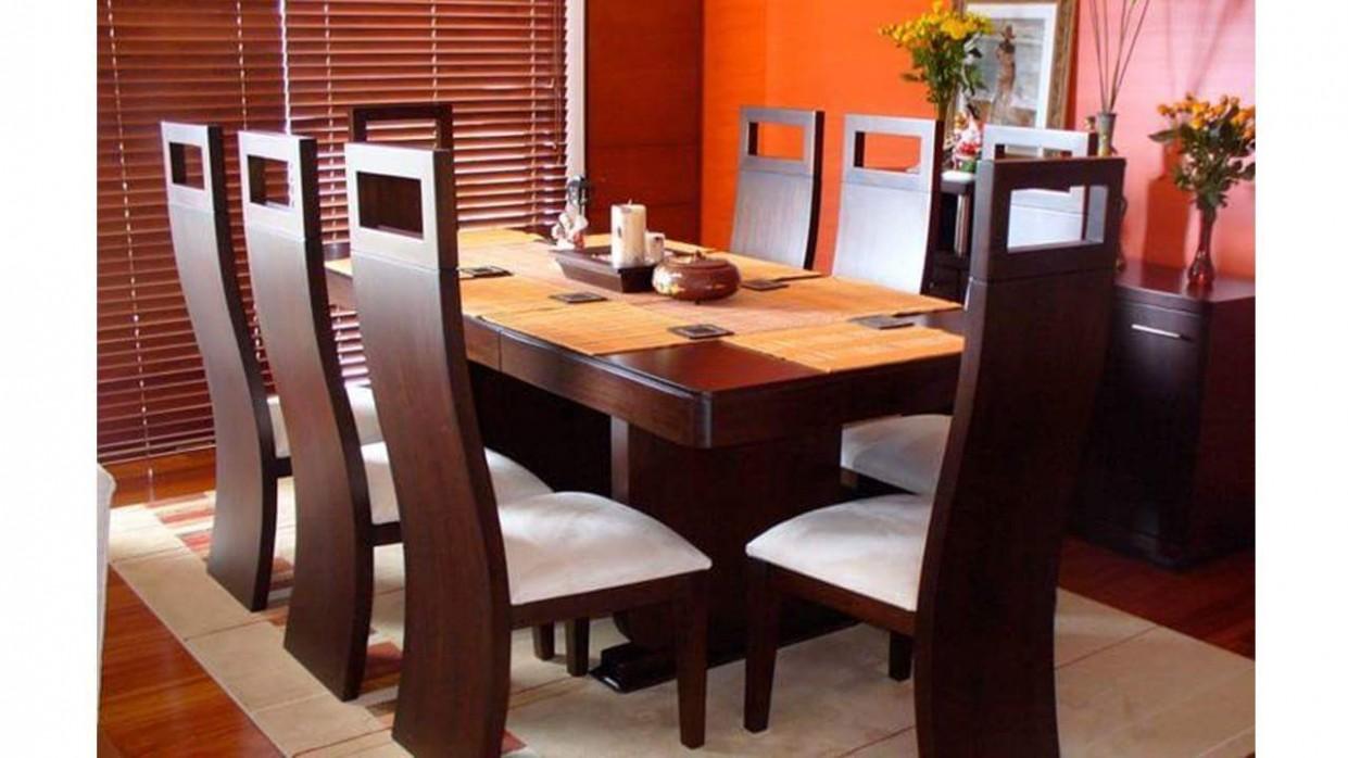 Modern dining table set in Karachi Pakistan - Dining Room Ideas In Pakistan