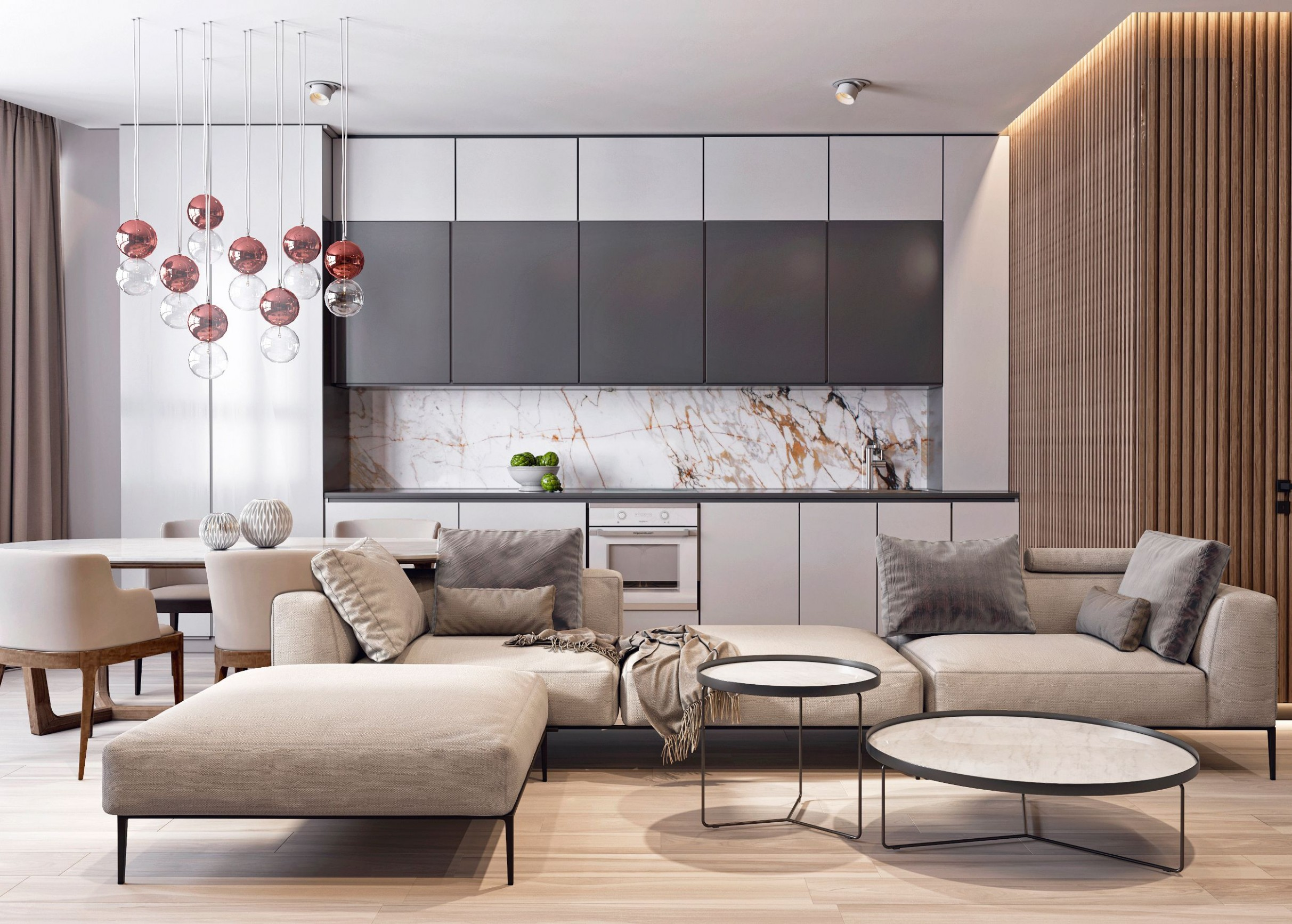 Modern home interior design: best trends of 11 - Hackrea - Apartment Design Trends 2021