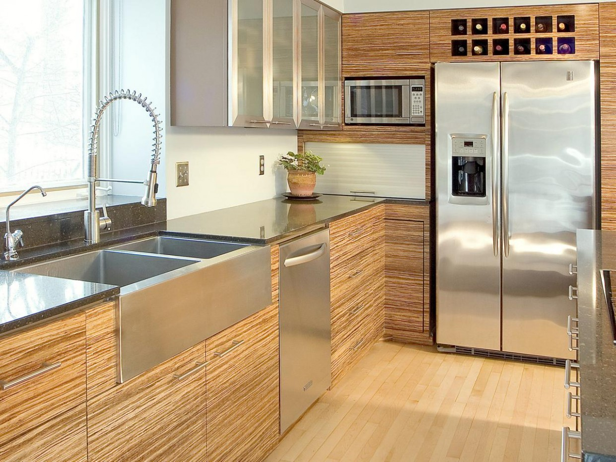 Modern Kitchen Cabinets: Pictures, Ideas & Tips From HGTV  HGTV - Beautiful Kitchen Cabinets For Sale