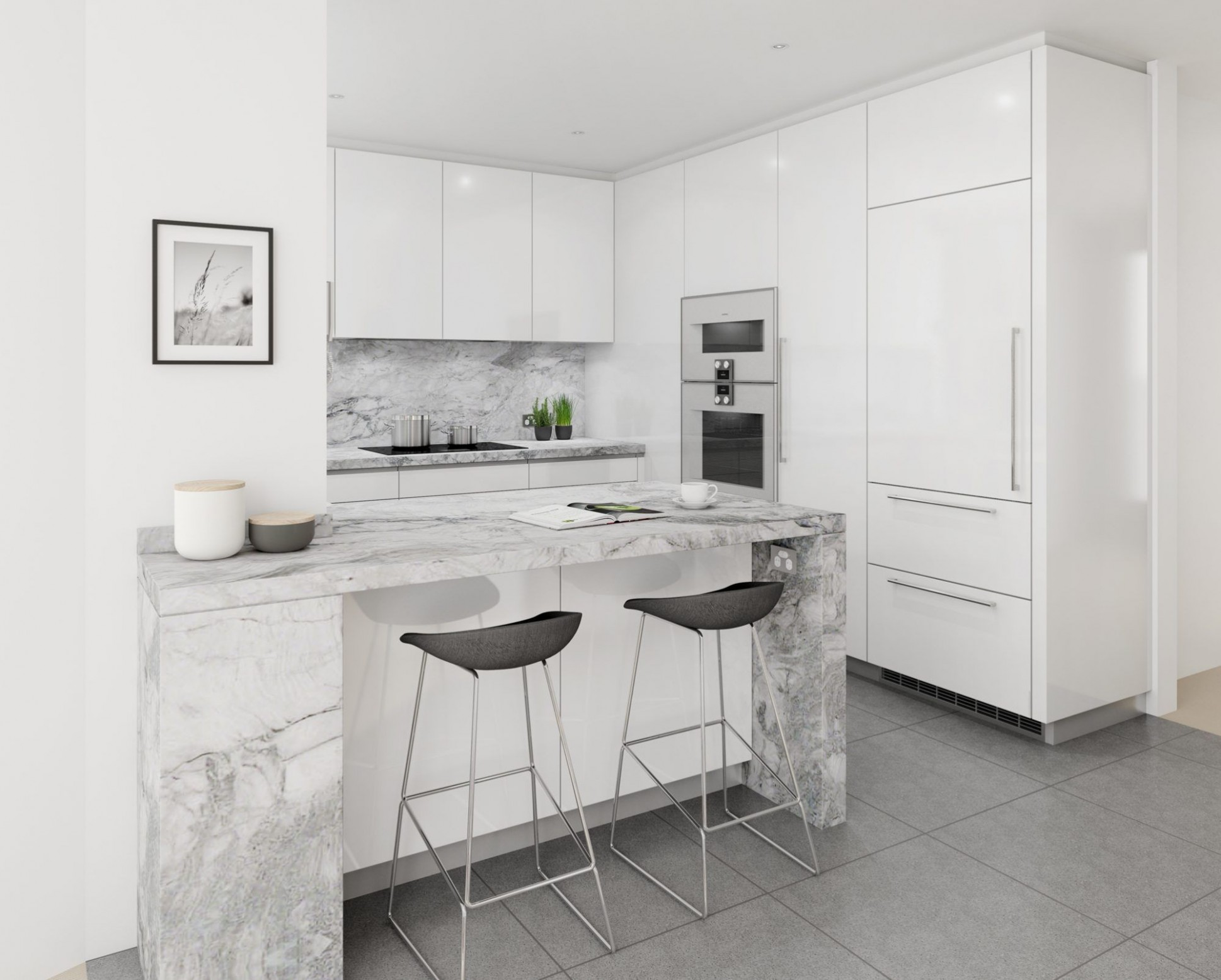 Modern Luxury Kitchen Designs  Luxury Kitchen Designs  Dan  - Apartment Kitchen Design Sydney