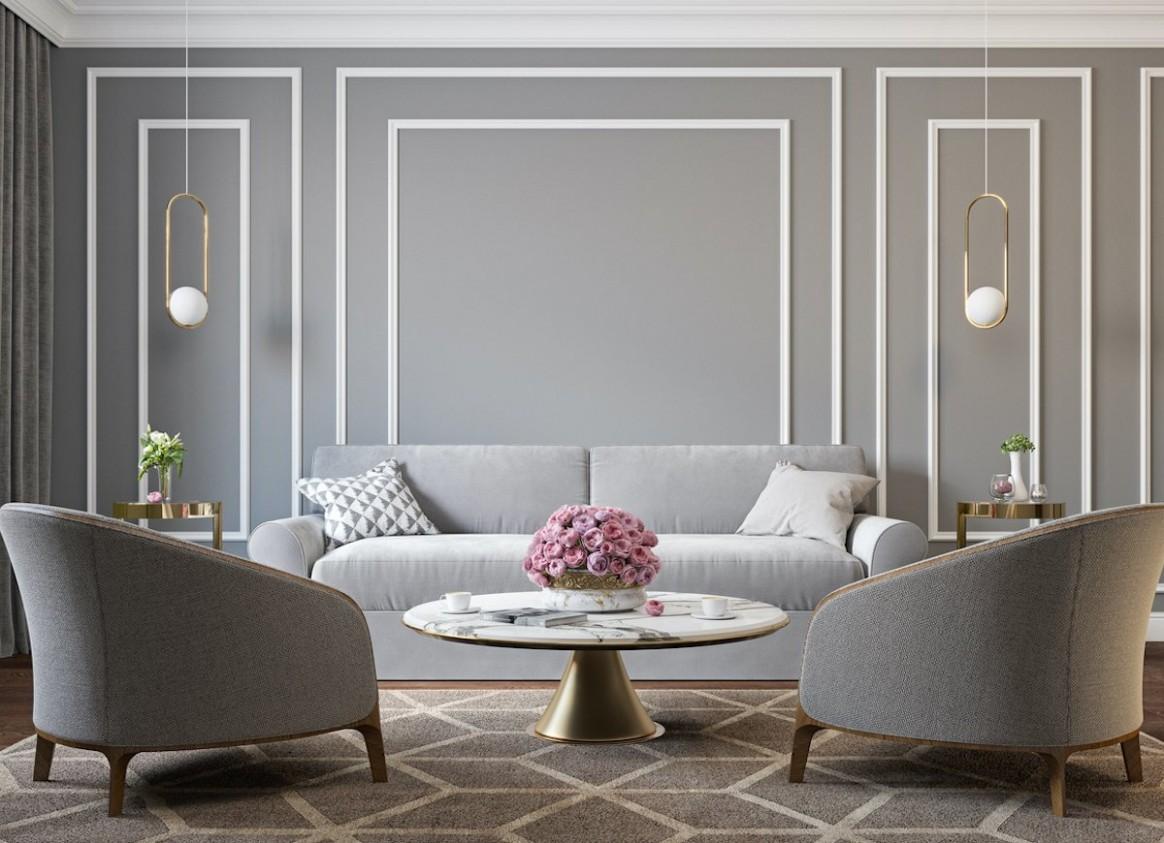 Molding Ideas - 11 Ways to Add Wall Trim - Bob Vila - Home Office Molding Ideas