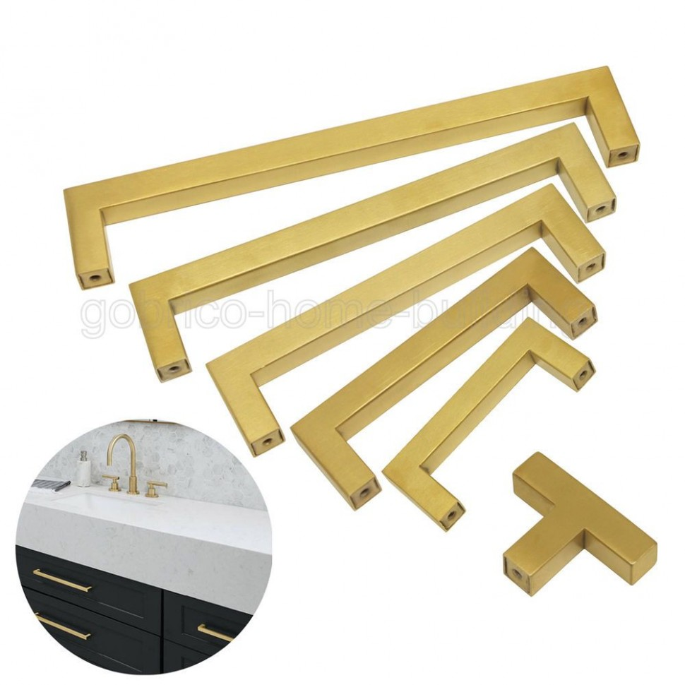 """Mounting Screws are included,11""""length,fit for 111-111 mm door  - Kitchen Cabinet Handle Screws"""