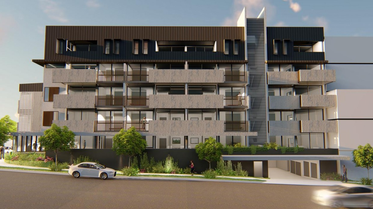 Multi-level social housing complex on cards for CBD  Queensland Times - Queensland Apartment Design Guidelines