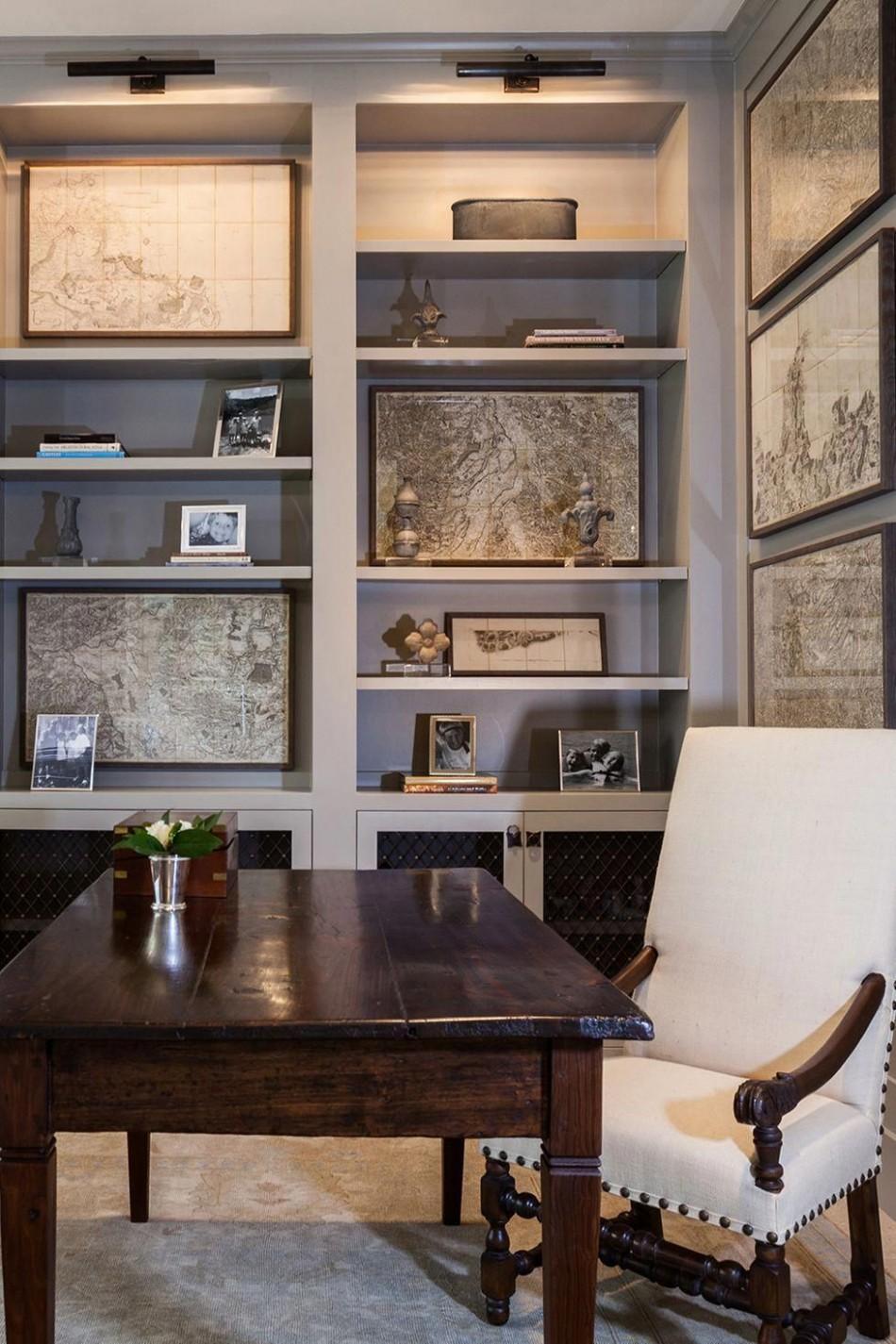 Nautical Home Decor  Log Home Decor  Home Decor Stencils  - Nautical Home Office Ideas