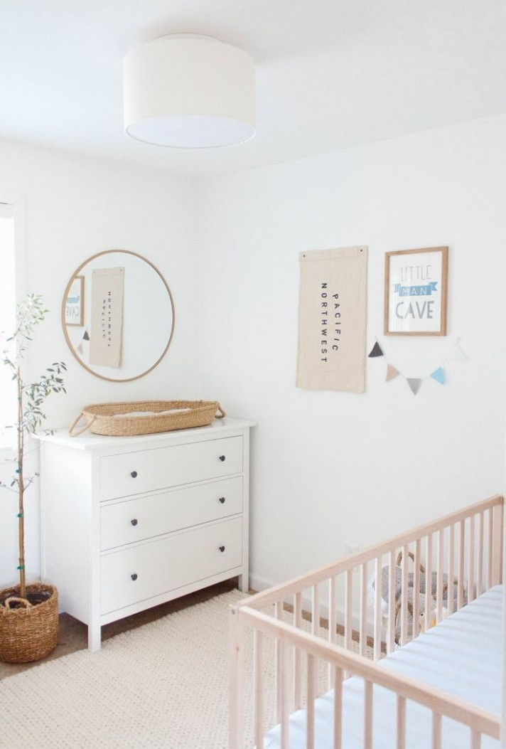 Neutral Nursery Design!  Nursery design neutral, Nursery baby  - Baby Room Pacific Place