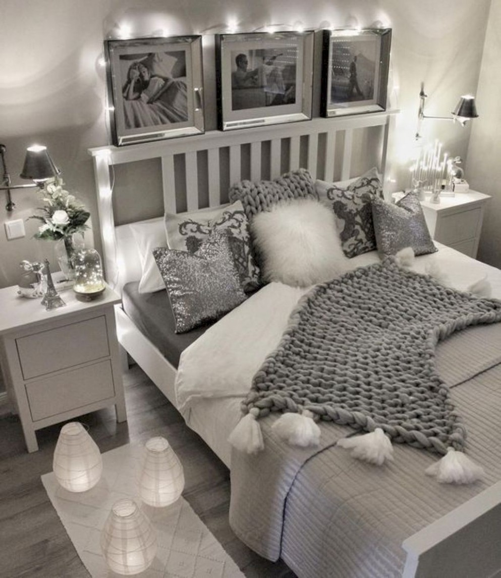 Nice 12 Cozy Apartment Bedroom Ideas #Apartment #Bedroom #Cozy  - Bedroom Ideas Apartment