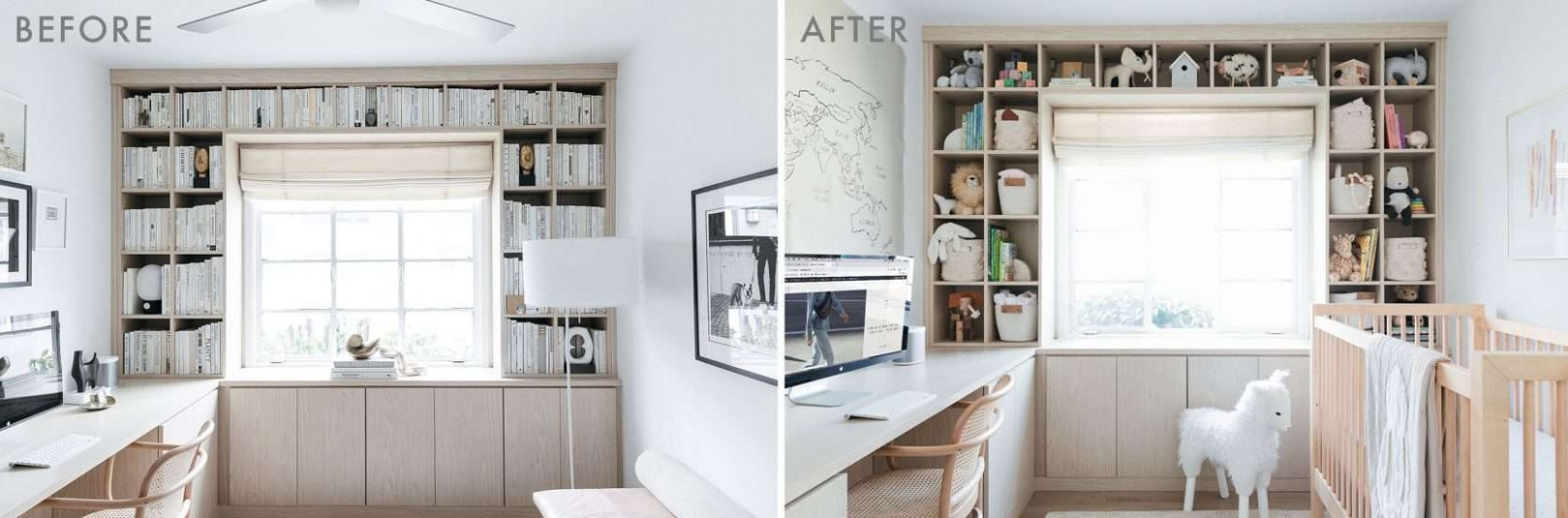 No Nursery? No Problem: 8 Creative Tips To Make Space For Your New  - Baby Room And Office