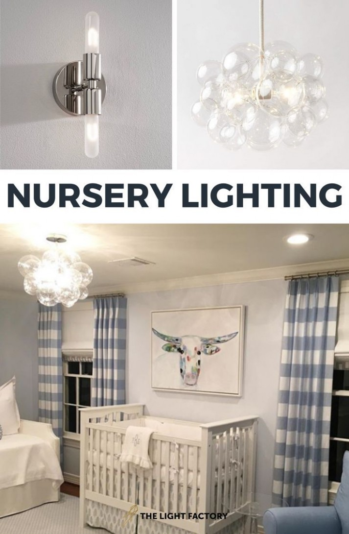 Nursery Lighting Ideas / Light fixtures for nurseries in 11  - Baby Room Light Fixtures