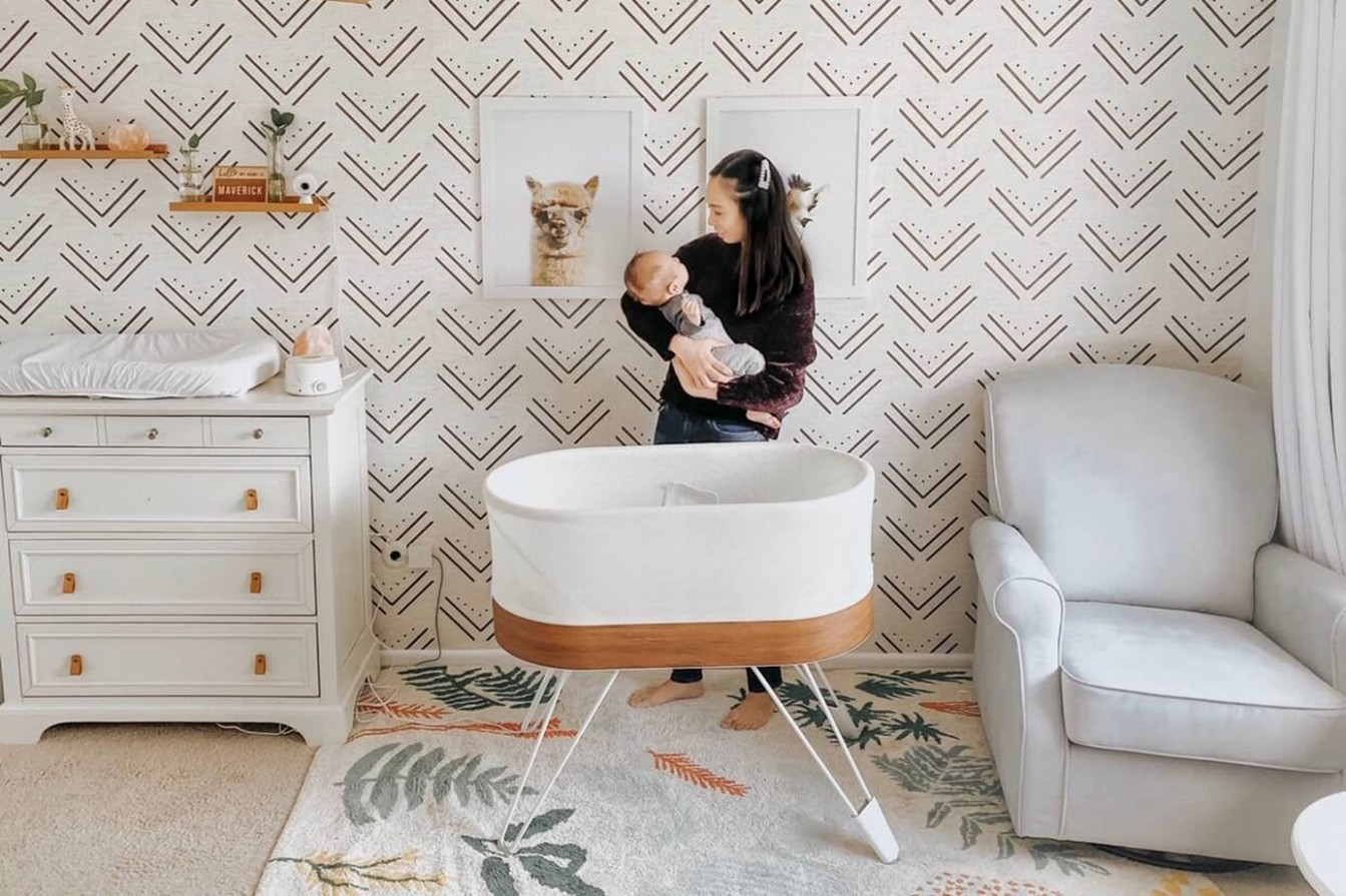 Nursery Wallpaper  11 Baby Wallpaper Designs – Happiest Baby - Baby Room Wallpaper