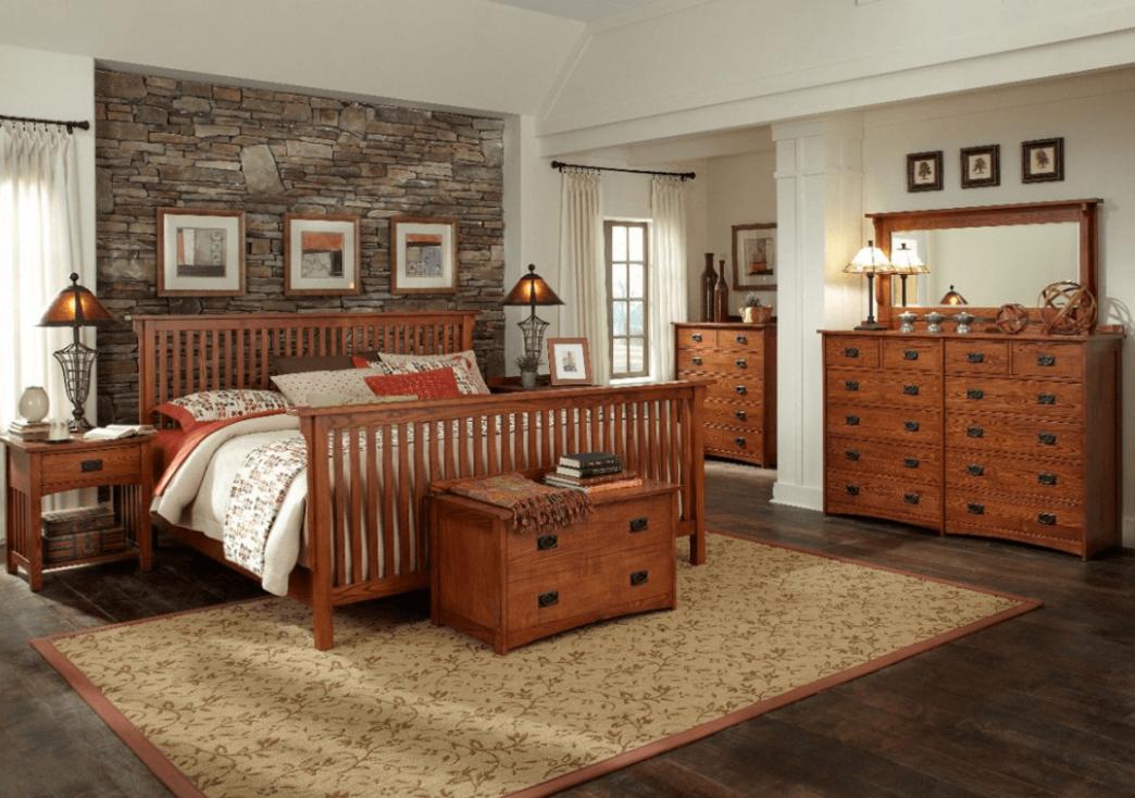 Oak Bedroom Furniture Decorating Ideas and Suggestions - Bedroom Ideas With Oak Furniture
