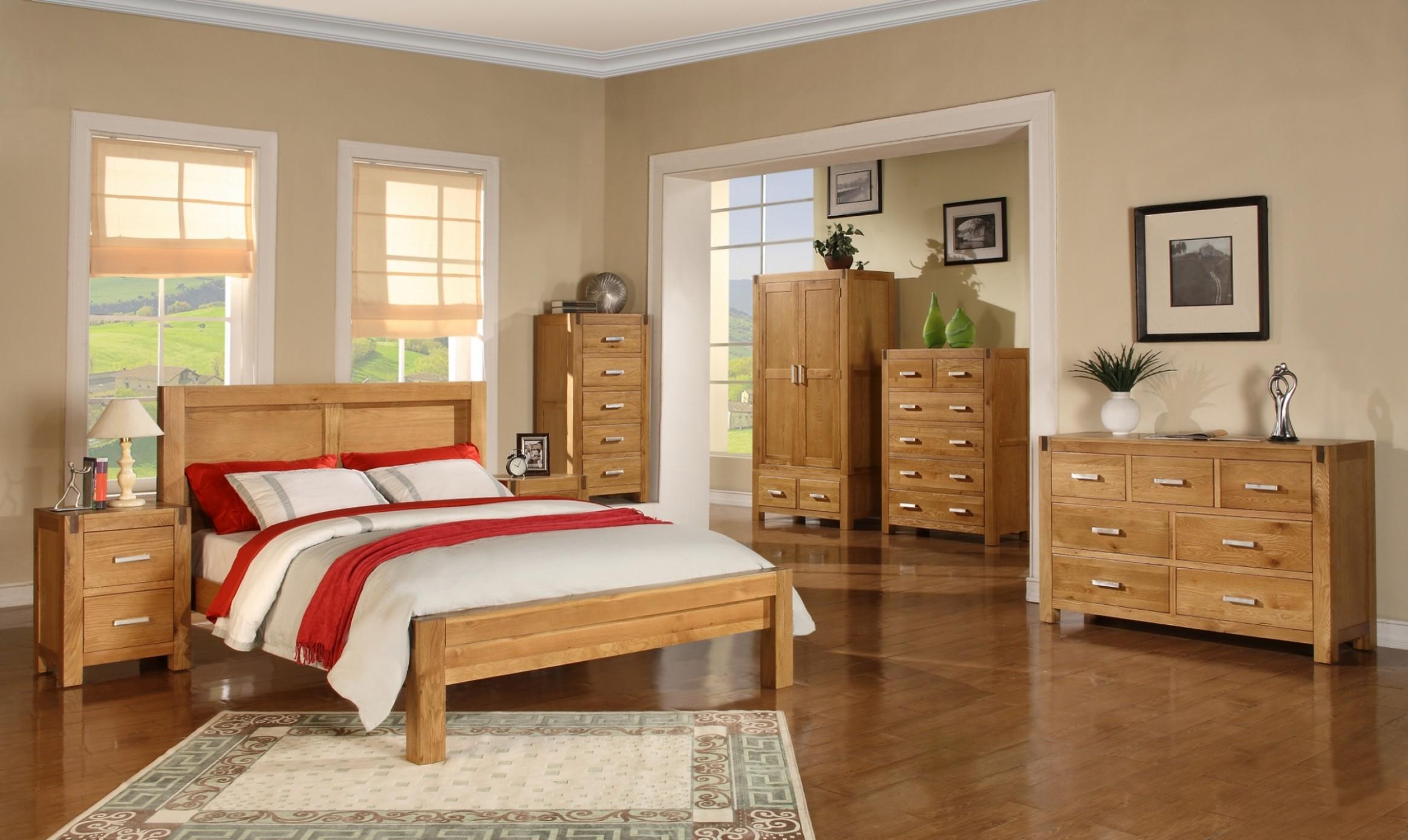 Oak Bedroom Furniture Sets - Ideas on Foter - Bedroom Ideas Oak Furniture